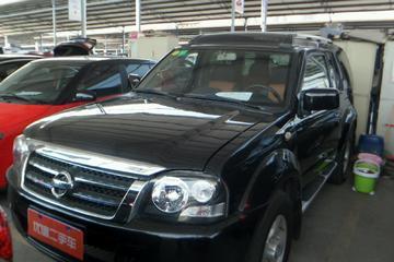 日产 奥丁 2007款 2.4 手动 豪华型后驱