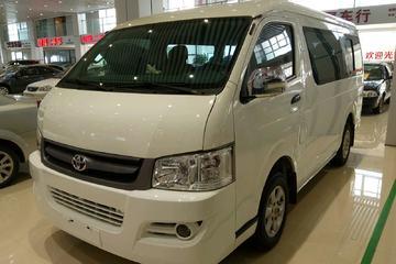 九龙 天马商务车 2014款 2.2 手动 A4标准版