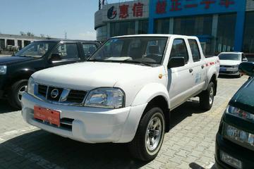 日产 D22皮卡 2007款 2.4 手动 高级型750公斤四驱