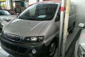 江淮 瑞风 2012款 1.9T 手动 穿梭标准型7-9座 柴油