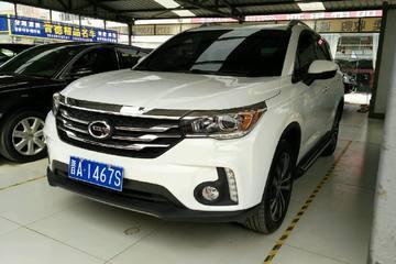 广汽传祺 传祺GS4 2015款 1.3T 自动 200T尊贵版