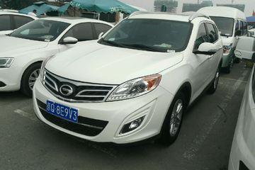 广汽传祺 传祺GS5 2013款 2.0 自动 豪华版前驱