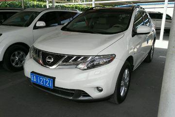 日产 楼兰 2013款 3.5 自动 XV荣耀版四驱