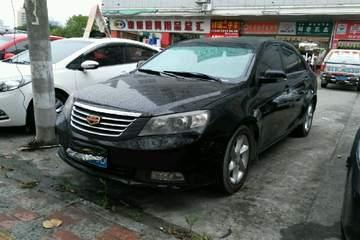 帝豪 EC7经典三厢 2012款 1.8 自动 豪华型