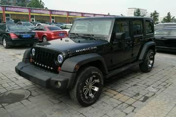 Jeep 牧马人 2012款 3.6 自动 Rubicon四门