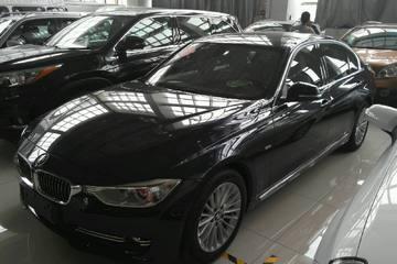 宝马 3系 2013款 2.0T 自动 320Li豪华设计套装
