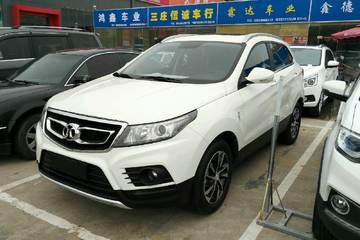 北京汽车 绅宝X55 2016款 1.5T 自动 豪华版