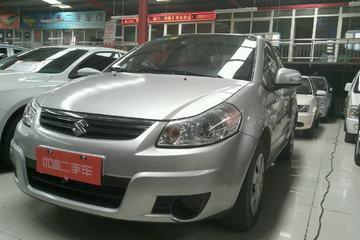 铃木 天语SX4三厢 2009款 1.6 手动 精英型