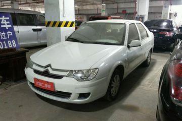 雪铁龙 爱丽舍三厢 2010款 1.6 手动 尊贵型