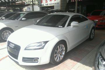 奥迪 TT 2013款 2.0T 自动 45TFSI Coupe