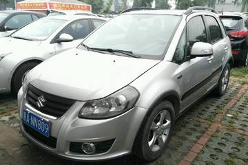 铃木 天语SX4两厢 2012款 1.6 手动 锐骑运动型