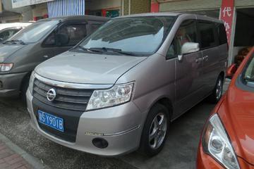 日产 帅客 2011款 1.6 手动 舒适型7座
