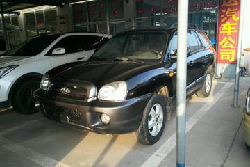 华泰 圣达菲 2006款 2.0T 自动 标准型四驱 柴油