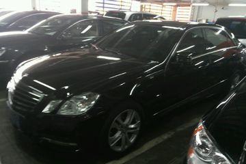 奔驰 E级 2010款 1.8T 自动 E260L优雅型CGI