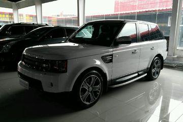 路虎 揽胜运动版 2012款 3.0T 自动 LR HSE 柴油