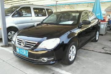 大众 宝来三厢 2011款 1.6 自动 舒适型