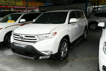 丰田 汉兰达 2012款 2.7 自动 豪华版7座前驱