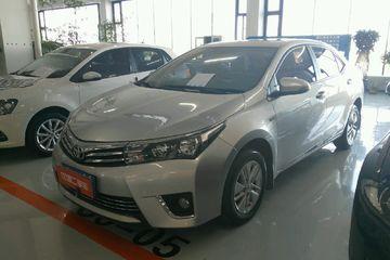 丰田 卡罗拉 2014款 1.6 自动 GL-i
