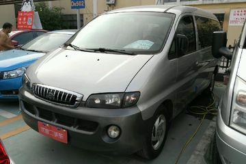 江淮 瑞风 2007款 2.4 手动 I标准型5-8座