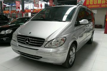 奔驰 唯雅诺 2010款 2.5 自动 豪华版