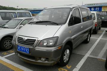 东风风行 菱智 2010款 1.9T 手动 创业版7座 柴油