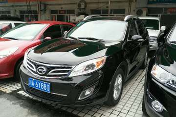 广汽传祺 传祺GS5 2012款 2.0 手动 舒适版前驱