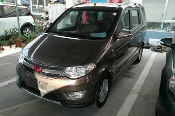 五菱 宏光 2014款 1.5 手动 S豪华型