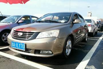 吉利 EC7经典三厢 2010款 1.8 手动 尊贵型