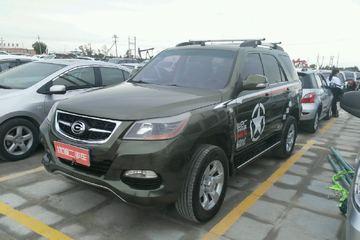 广汽吉奥 奥轩G5 2012款 2.4 手动 精英版四驱