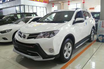 丰田 RAV4 2015款 2.0 自动 风尚版四驱