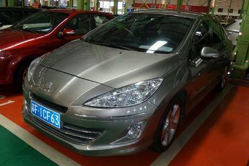 标致 408 2013款 2.0 自动 舒适型