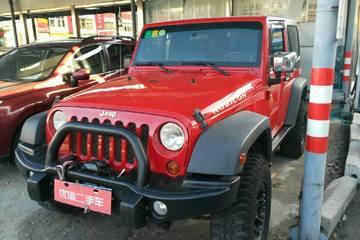 Jeep 牧马人 2010款 3.8 自动 Rubicon两门
