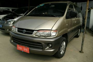 东风风行 菱智 2012款 1.6 手动 商用实用型7座