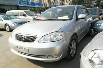 丰田 花冠 2010款 1.6 手动 经典型