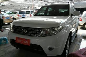 北汽制造 域胜007 2011款 2.0 手动 都市版舒适型后驱