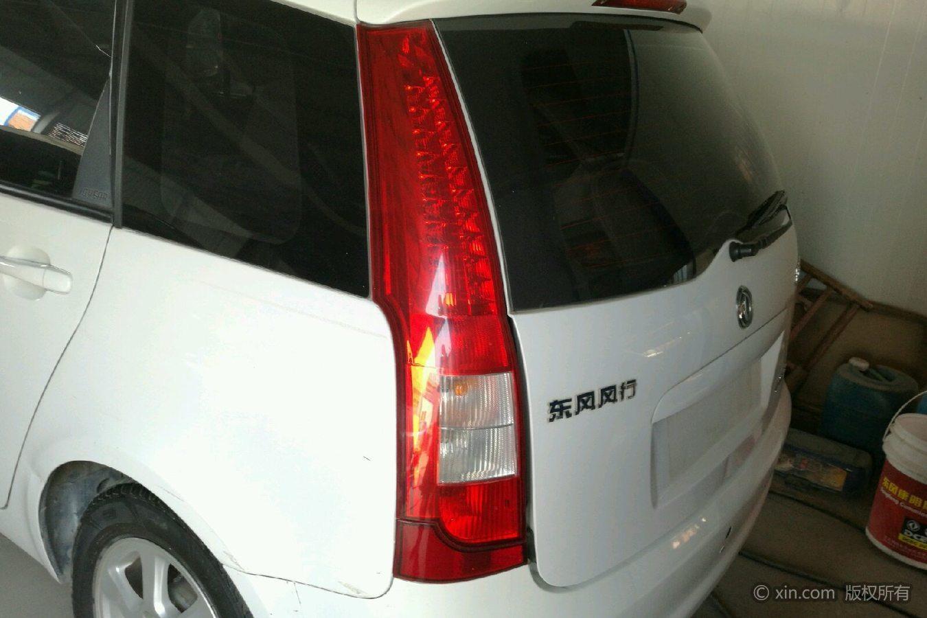 东风风行 景逸 2011款 1.5 自动 豪华型