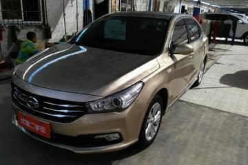 广汽传祺 传祺GA3S视界 2014款 1.6 手动 豪华ESP版