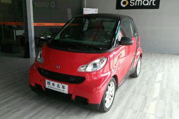 smart ForTwo 2010款 1.0 自动 硬顶版Pure