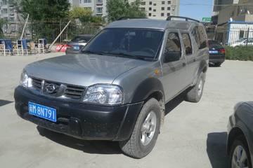 日产 ZN厢式车 2013款 2.4 手动 豪华型四驱5座