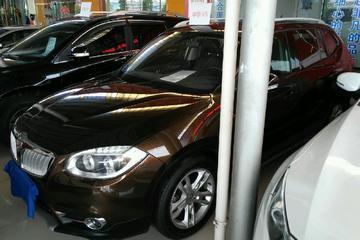 中华 V5 2012款 1.5T 手动 豪华型前驱