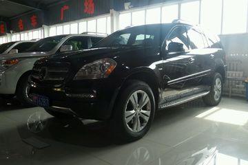 奔驰 GL级 2010款 3.0T 自动 GL350美规四驱 柴油