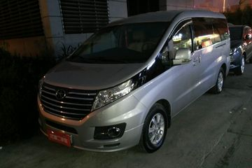 江淮 瑞风 2011款 2.0T 手动 和畅商务型7座