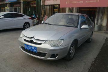 雪铁龙 爱丽舍三厢 2008款 1.6 手动 CNG油气混合
