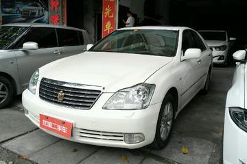 丰田 皇冠 2009款 2.5 自动 Royal特别强化版