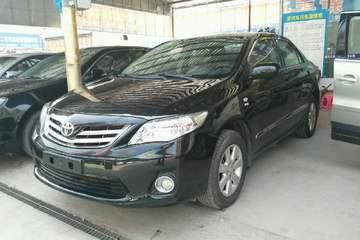 丰田 卡罗拉 2011款 1.6 手动 GL