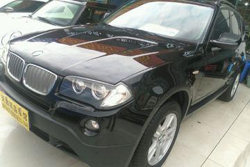 宝马 X3 2009款 2.5 自动 xDrive25i豪华增配型