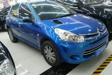 雪铁龙 C2 2012款 1.4 手动 舒适型