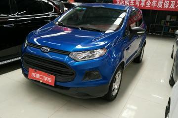 福特 翼搏 2013款 1.5 手动 舒适型