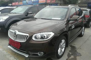 中华 V5 2012款 1.5T 手动 运动型前驱