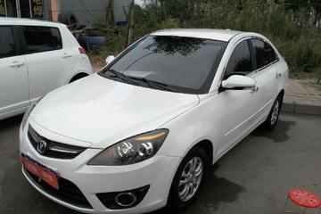 长安 悦翔三厢 2012款 1.5 手动 豪华型